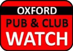 Oxford Pub and Club Watch
